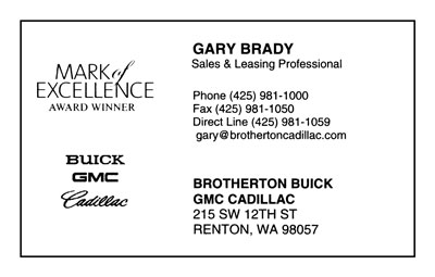Business cards washington thoroughbred breeders owners association automotive sales colourmoves